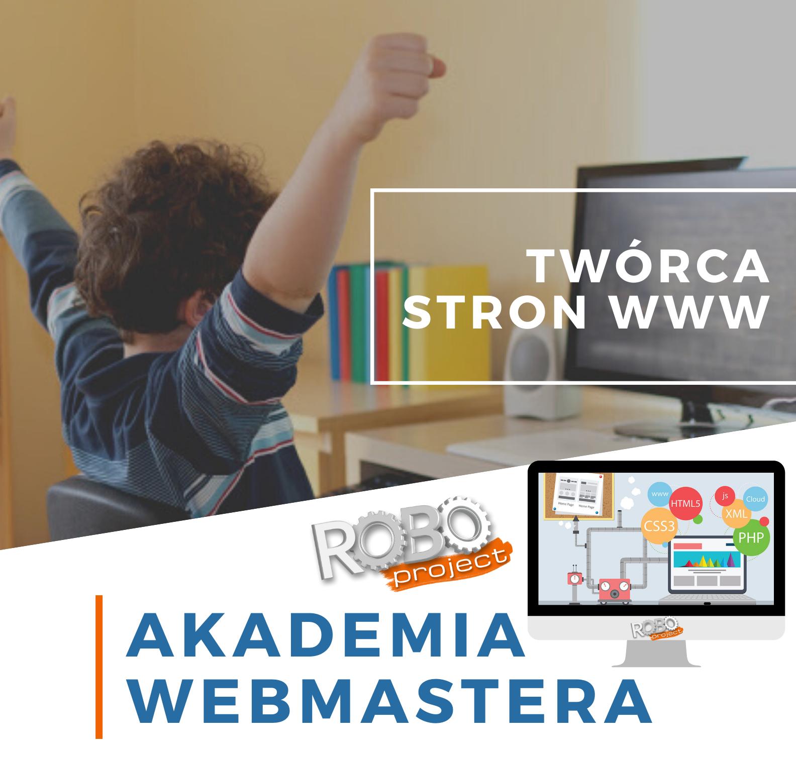 Akademia WebMastera – bezpłatne zajęcia pokazowe